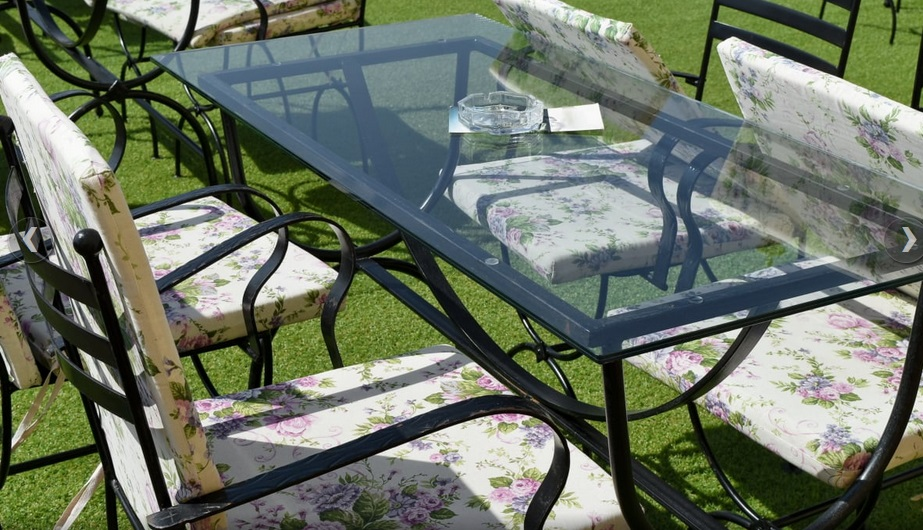 Wrought Iron Furniture Indonesia