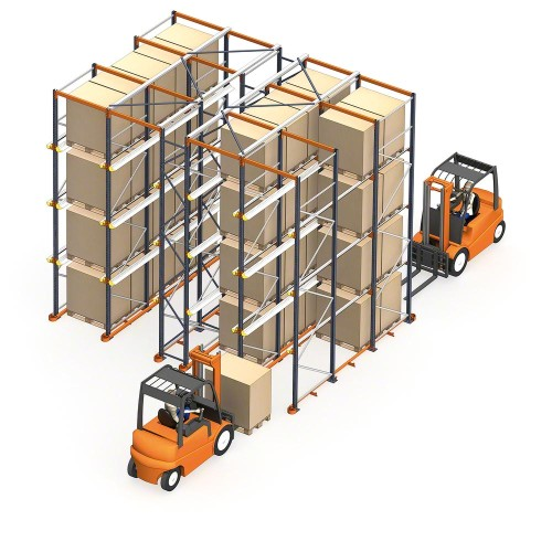Warehouse Racking System Indonesia